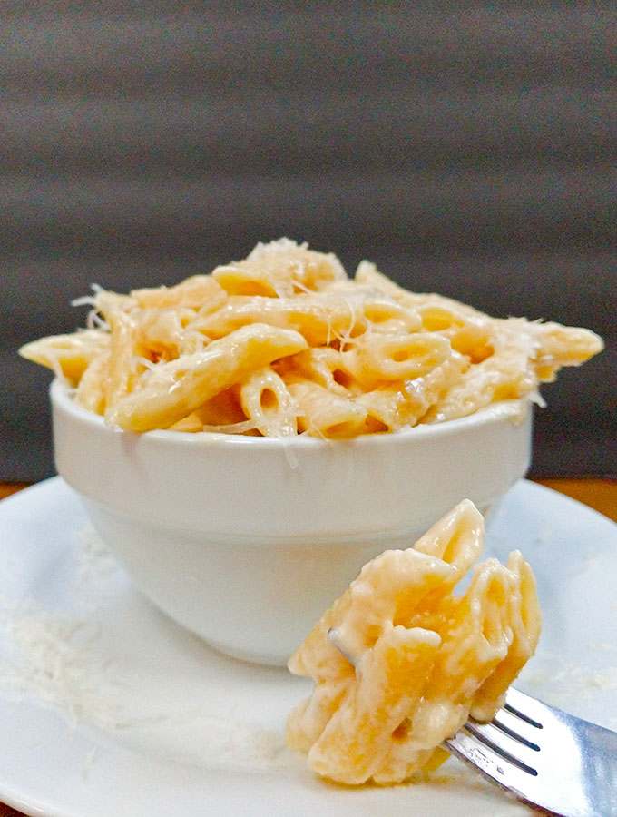 Easy stovetop macaroni and cheese recipe